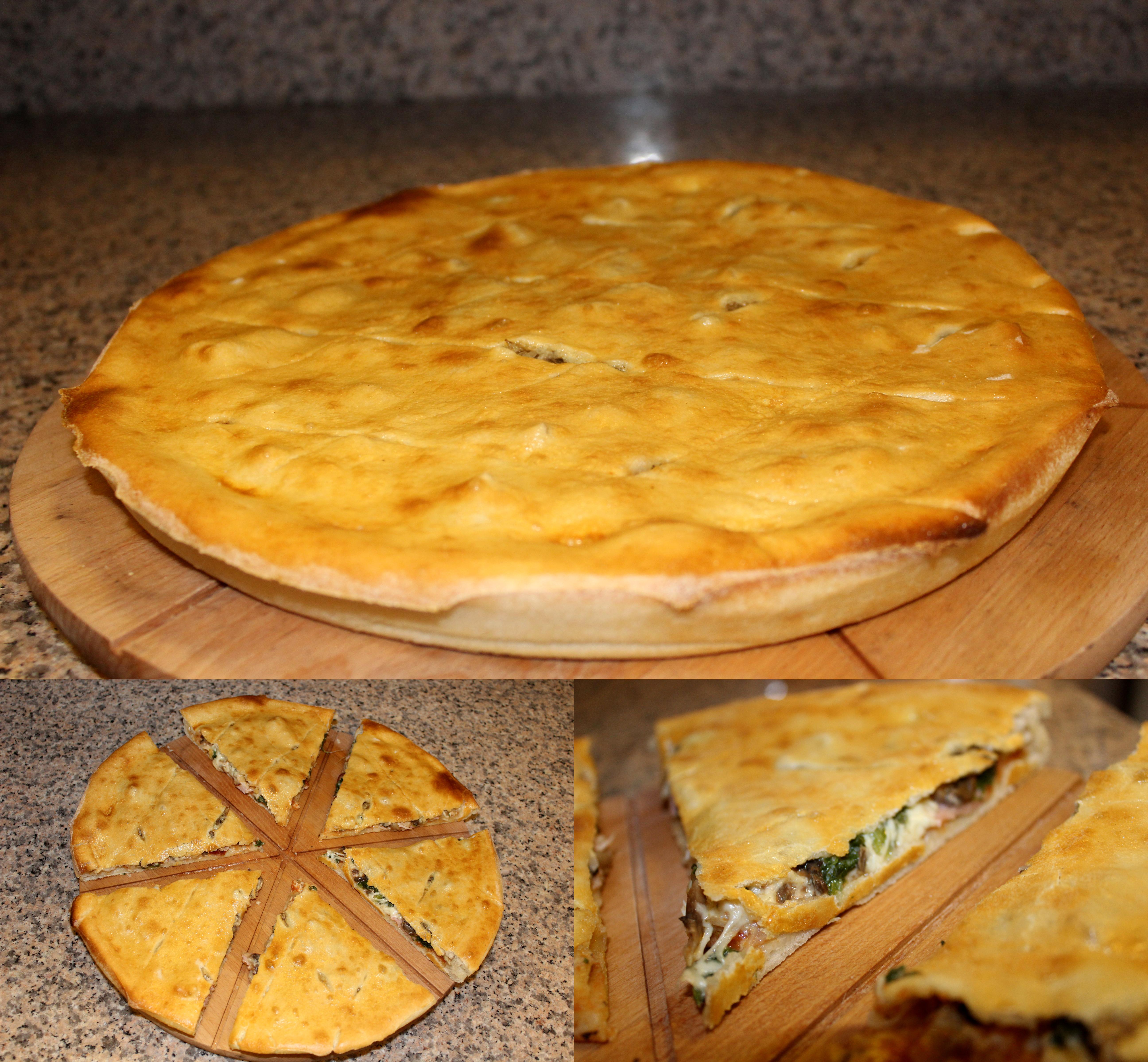 Stuff Plnena Pizza
