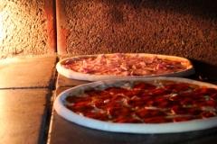Pizzy z pece na drevo